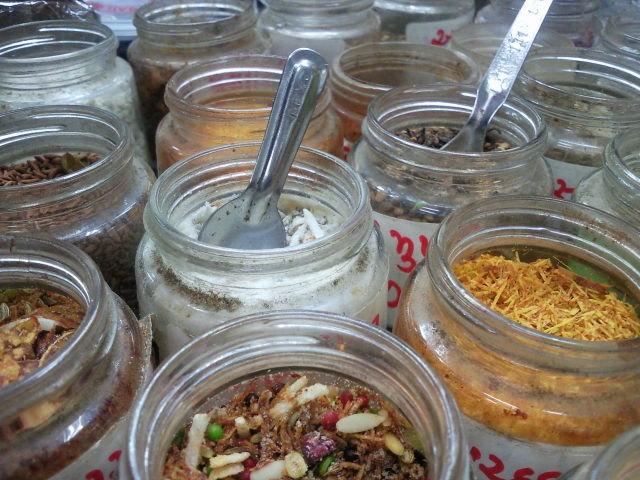 Vielfalt der indischen Küche