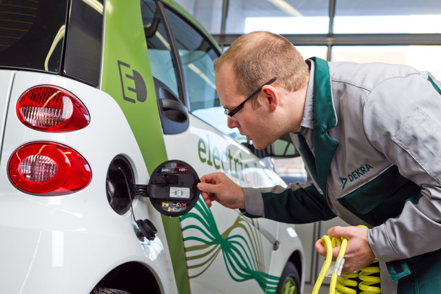 #trend Elektromobilität ist angesagt