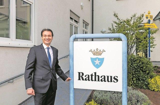 Kronaus Bürgermeister Frank Burkard unterstützt mit seiner Verwaltungsmannschaft die ersten Kronauer Innovationstage am 24. und 25. März.
